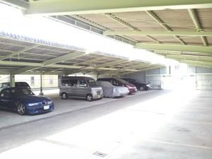 月極貸駐車場